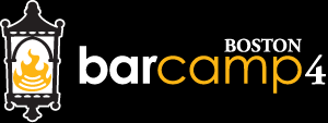 BarCampBoston4 - Boston Geek Unconference logo